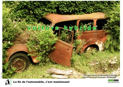 voiture hybride