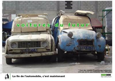 Voiture du futur / Carfree