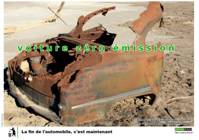 voiture zro mission