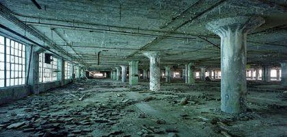 Detroit en ruine