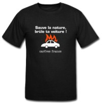 Tee-shirts Carfree